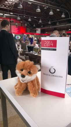 The Fox arrives at Digital Dragons 2014